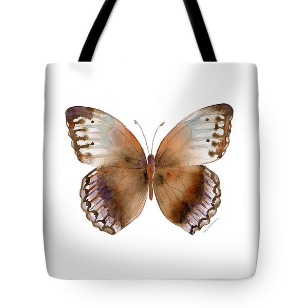 79 Jungle Queen Butterfly Tote Bag