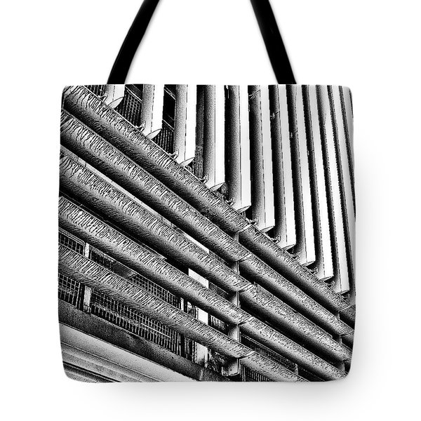 Car Park 2 Tote Bag