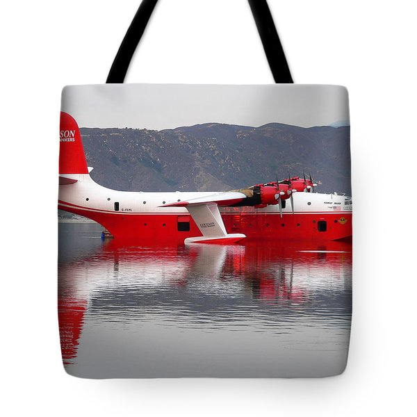 Coulson Martin Hawaii Mars Tote Bag