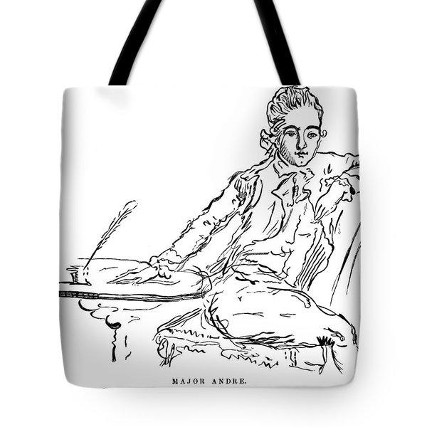John Andre (1751-1780) Tote Bag by Granger