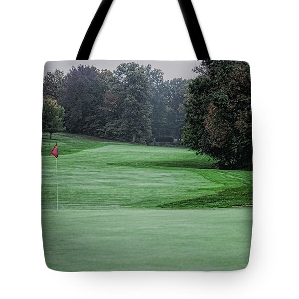 8 Tote Bag by John Crothers