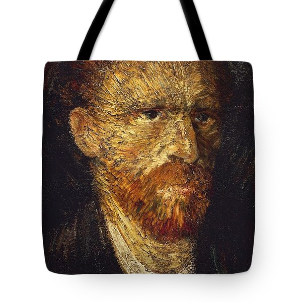 Self-portrait Tote Bag by Vincent van Gogh