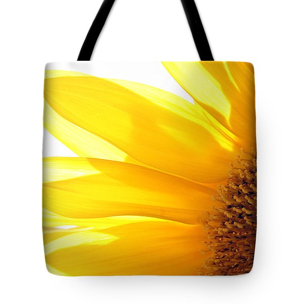 Sunflower  Tote Bag by Cindi Ressler