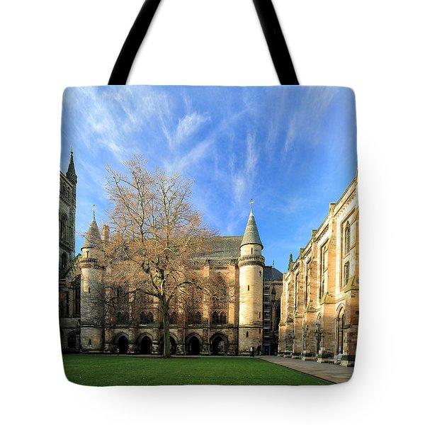 University Of Glasgow Tote Bag