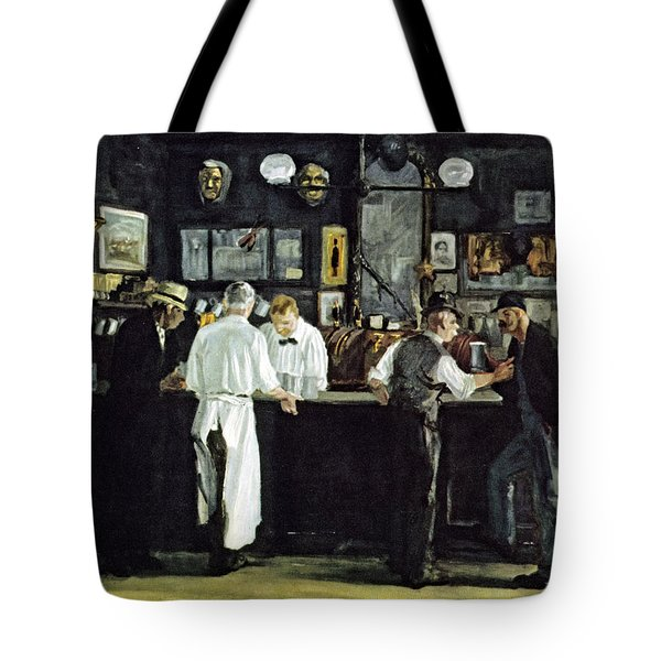 Mcsorleys Bar New York Tote Bag
