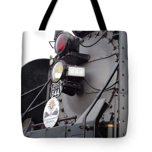 844 Tote Bag