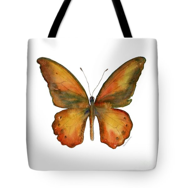 85 Lydius Butterfly Tote Bag