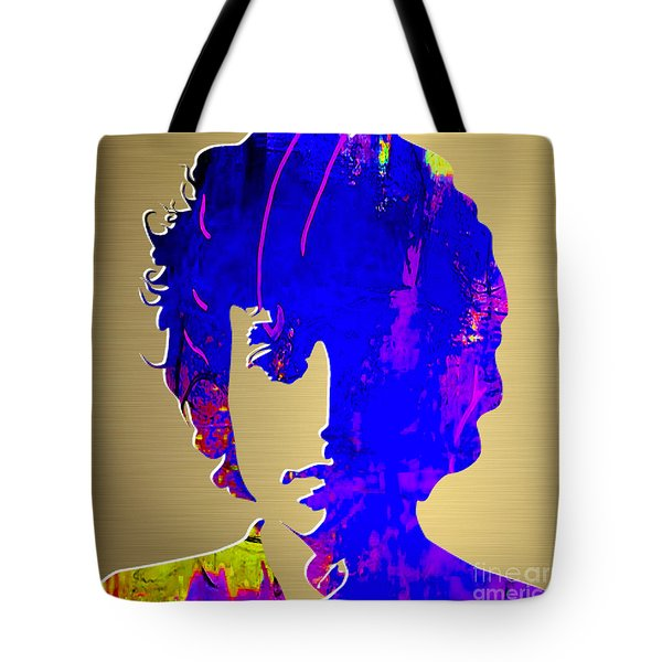 Bob Dylan Gold Series Tote Bag