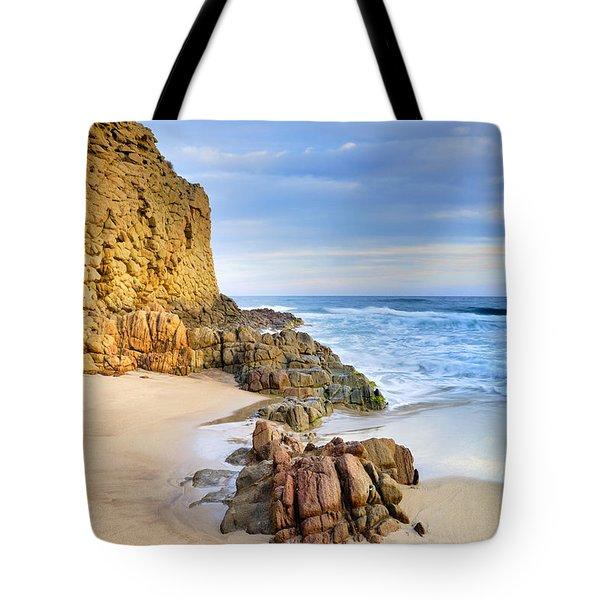Cabo De Gata Tote Bag by Guido Montanes Castillo