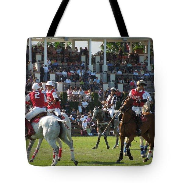 International Polo Club Tote Bag