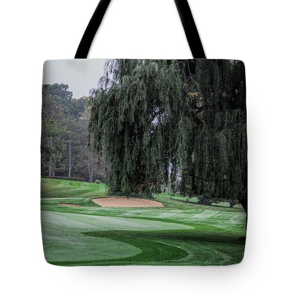 9 Tote Bag by John Crothers