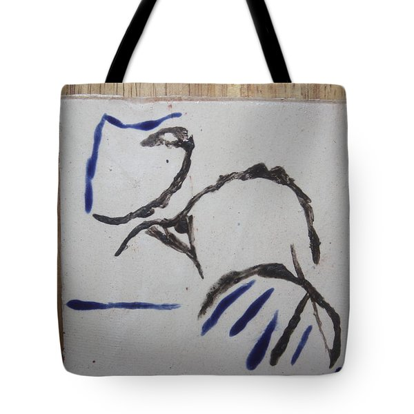 Mama - Tile Tote Bag by Gloria Ssali