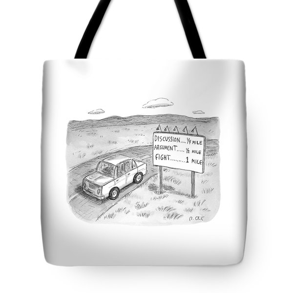 New Yorker August 1st, 2016 Tote Bag