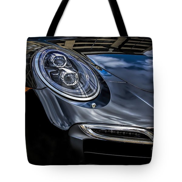 911 Turbo S Tote Bag