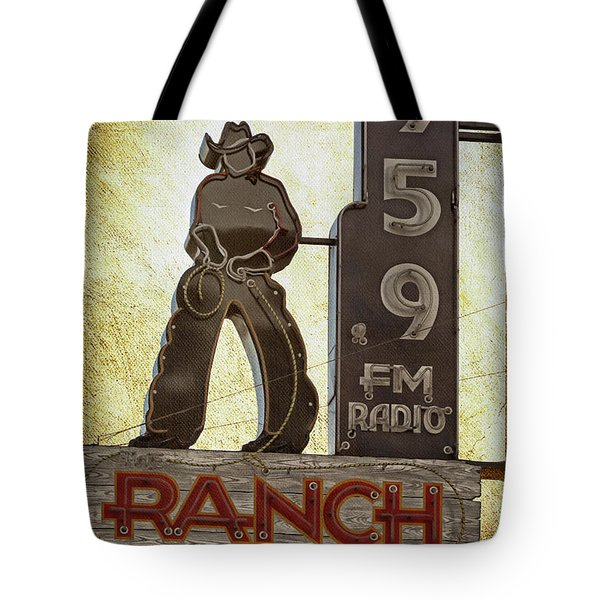 95.9 The Ranch Tote Bag