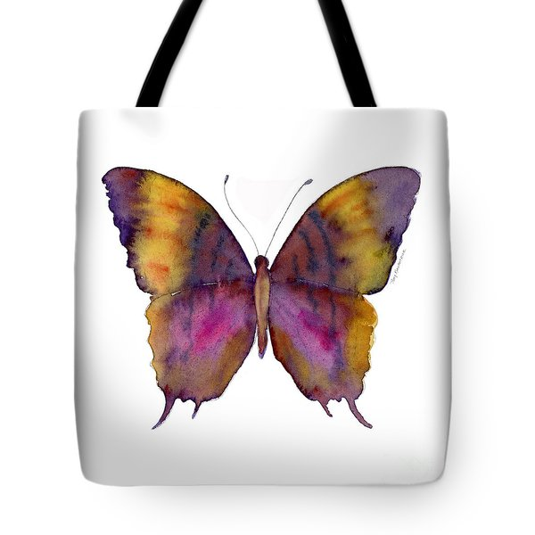 99 Marcella Daggerwing Butterfly Tote Bag