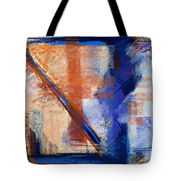 Feather Weight Tote Bag by Tracy L Teeter