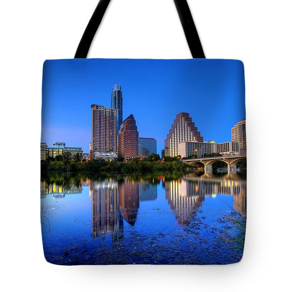 A Beautiful Austin Evening Tote Bag