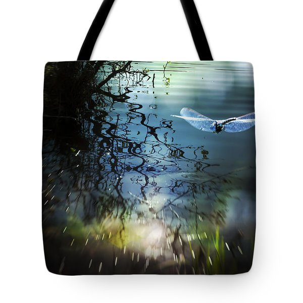A Beautiful Dream Tote Bag