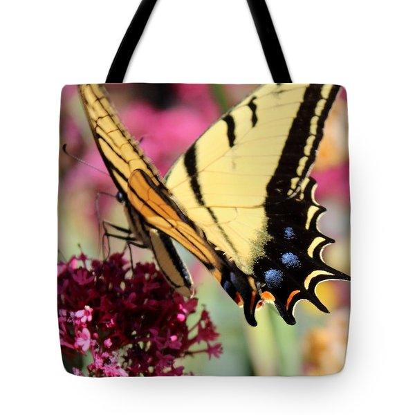 A Beautiful Ending Tote Bag