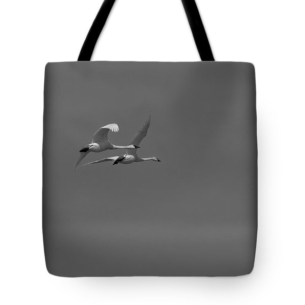 A Beautiful Pair Tote Bag