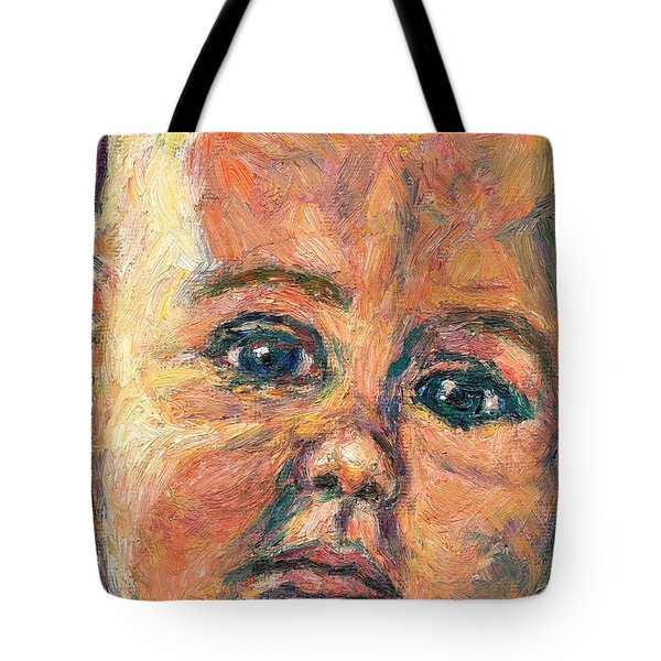 A Beginning Tote Bag by Kendall Kessler