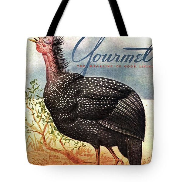 A Bellowing Turkey Tote Bag