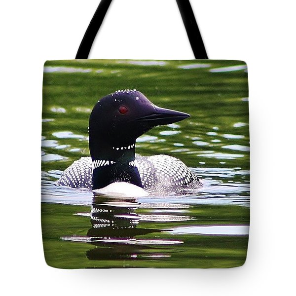 Tote Bag featuring the photograph A Bit Of Serenity by Bruce Bley
