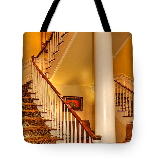 A Bit Of Southern Style Tote Bag by Kathy Baccari