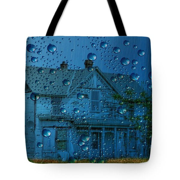 A Bit Of Whimsy For The Soul... Tote Bag by Liane Wright