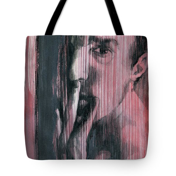 A Boy Named Silence Tote Bag