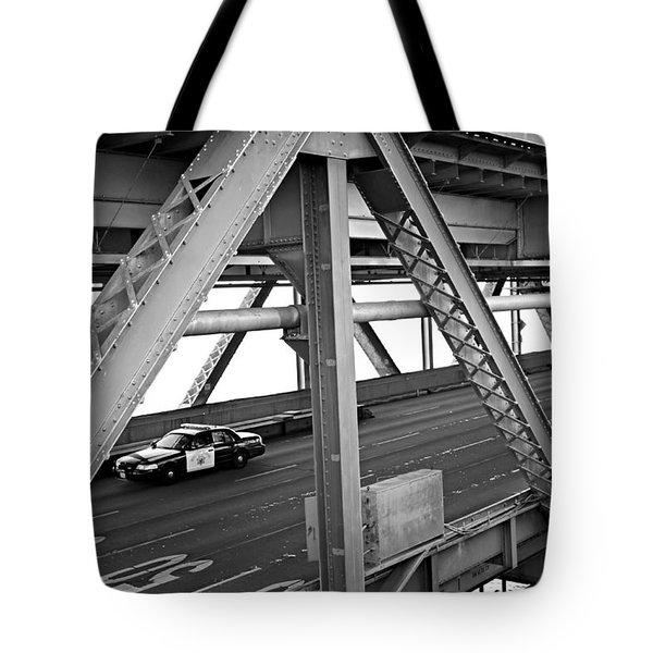A Bridge Too Far Tote Bag