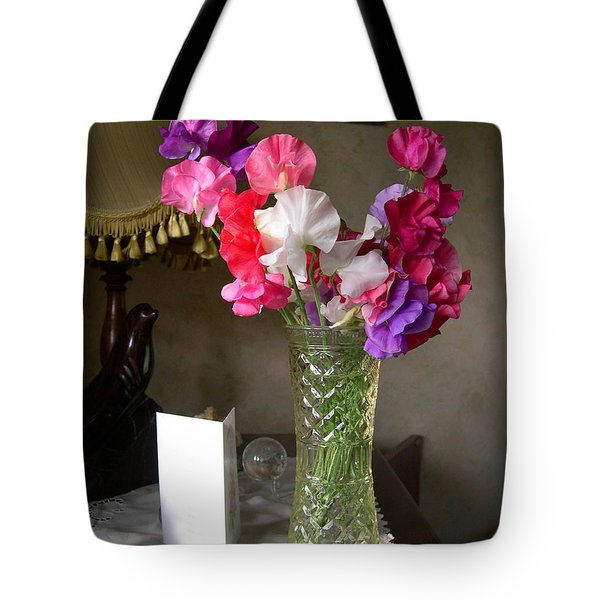 A Bright Corner Tote Bag