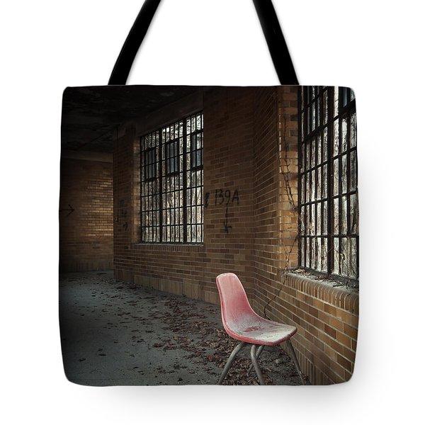 A Broken Serenade Tote Bag by Evelina Kremsdorf