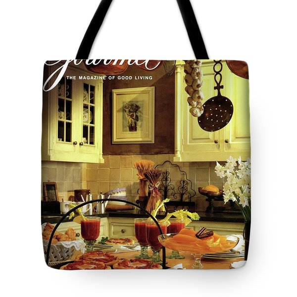 A Buffet Brunch Party Tote Bag