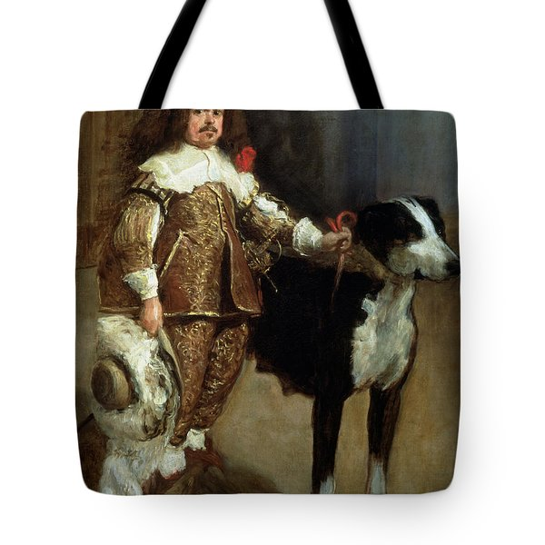 A Buffoon Sometimes And Incorrectly Called Antonio The Englishman Tote Bag