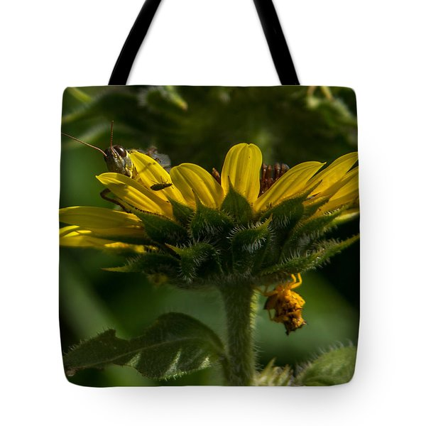 A Bugs World Tote Bag