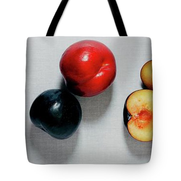 A Bunch Of Plums Tote Bag
