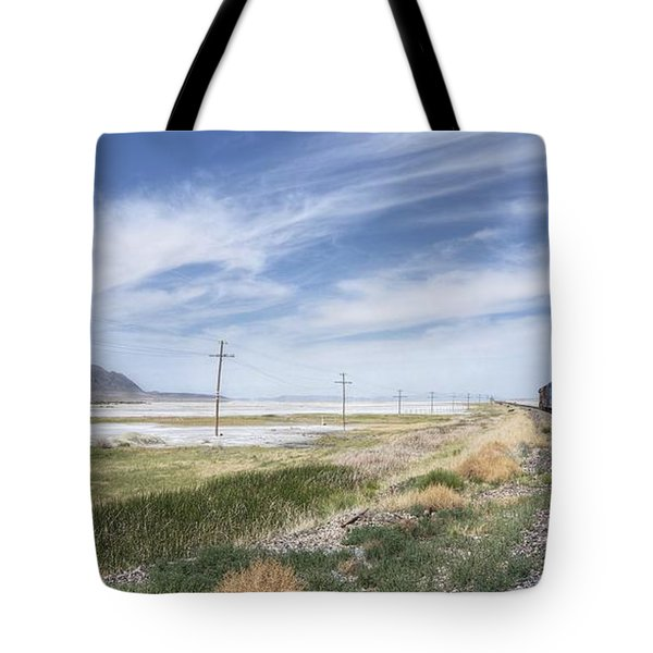 Tote Bag featuring the photograph A Burning Sensation Is Near by Peter Thoeny
