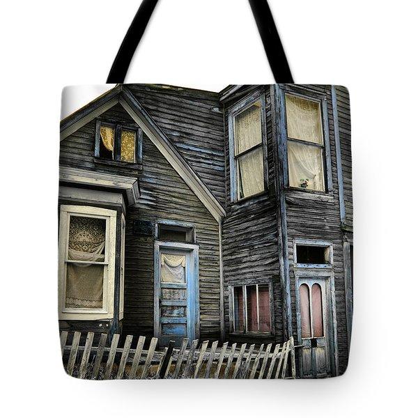 A Bygone Era Tote Bag by Ellen Heaverlo