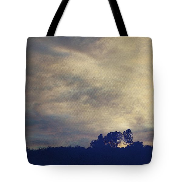 A Calm Sets In Tote Bag by Laurie Search