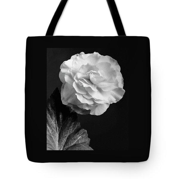 A Camellia Flower Tote Bag