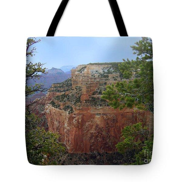 A Cape Royal Plateau Tote Bag
