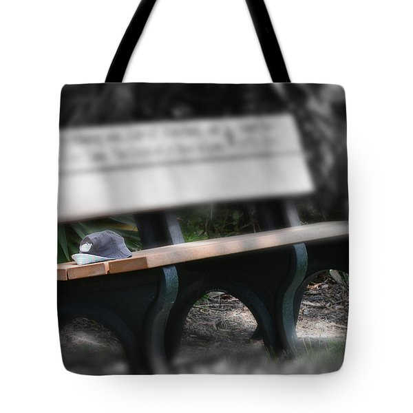 Tote Bag featuring the photograph A Child Somewhere In My Dreams by DigiArt Diaries by Vicky B Fuller