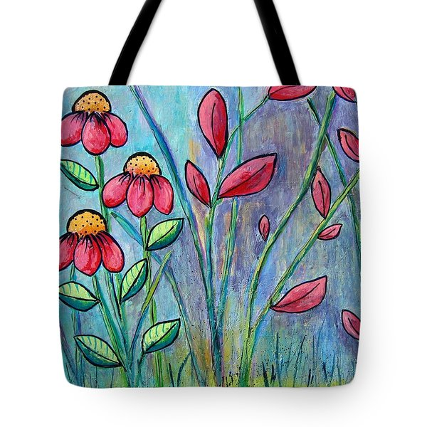A Child's Garden Tote Bag