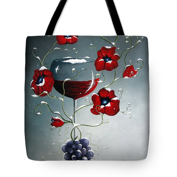 A Christmas To Remember By Shawna Erback Tote Bag by Shawna Erback