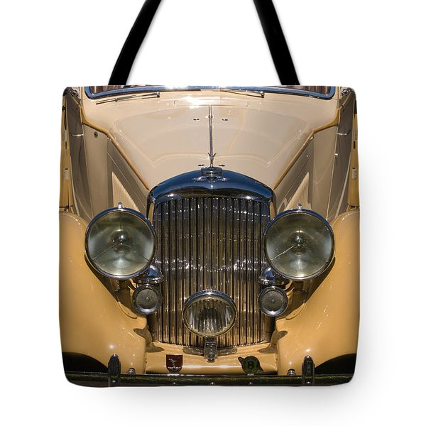 A Classic Rolls Royce Tote Bag by Ron Sanford