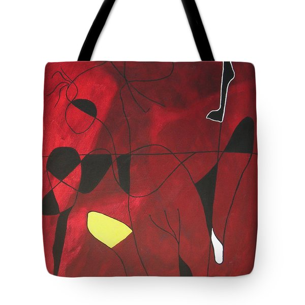 A Close Second  Tote Bag