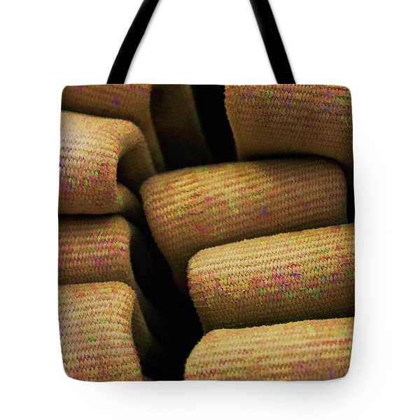 A Colorful Past Tote Bag