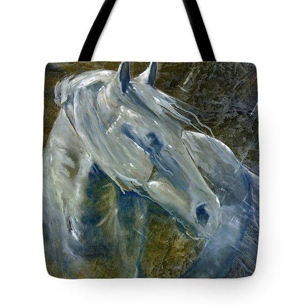 A Cool Morning Breeze Tote Bag